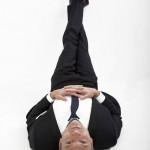 Photo of Mark Upside Down